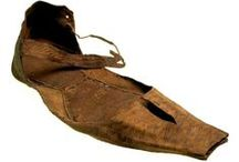 Shoes and paterns (1300-1400)