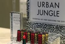 Urban Jungle | Essential Kit For Surviving The City / Safeguard skin against the ageing effects of pollution, stress and long working hours with our edit of products that will make surviving in the city a breeze.
