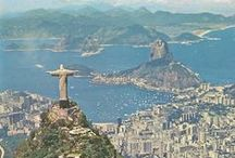 Celebrate Brazil / All eyes are on Brazil this June and July, with the world's biggest sporting tournament taking place. This board is to celebrate the destination during this time.