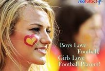 Football Quotes / It's the only sport that unites everyone in the world!!!
