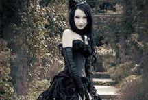 Gothique / Goth gothique fashion