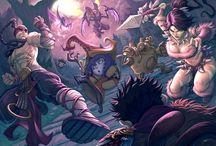 #Fan Art #League of Legends / Fan Art Collection League of Legends