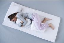Our Products / The wide range of Sleep MadetoMeasure products made from 100% Certified Organic Latex.