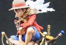 Manga / Anime figure Figurine One piece