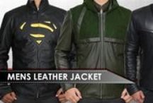 Mens Leather Jackets / Latest 2017 Fall/Winter trends for Men's Leather Jackets at Fjackets online. Find leather, bomber, quilted, motorcycle jackets and vests for men.