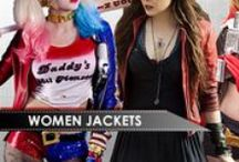 Womens Leather Jackets. / Discover the range of women's leather jackets from Fjackets. ... Get a slice of the action with leather jackets shrugged on over your best party looks outfits.
