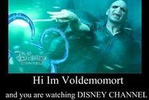 Harry Potter meets Disney