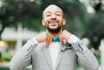 Groom's Choice / A diverse gallery of clothing for the gents-encompassing accessories and details.
