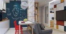 living   wohninspiration für kleine räume / wohnen einrichten kleine Häuser poolhaus Einbau zweite ebene stiegen Holz Innenausbau Holz weiß Metall Treppen Dachschräge Inspirationen platzsparend Stauraum