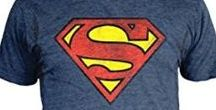 Superman Shirt / A different logo and style of Superman Shirt that you going to inspire others.