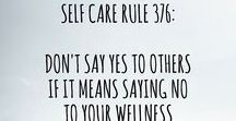 Self Care & Self Compassion