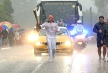 Olympic Torch Relay 2012 / spectacular and inspiring journey across the UK in 2012. (My regret was not discovering Pinterest before the relay...it would've been great to pin the journey daily as it unfolded) Never mind..here we have a retrospective account....