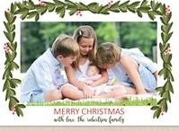 Christmas Photo Cards / Christmas, Holiday, and New Years greeting cards from Brown Paper Studios