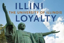 University of Illinois U-C / Go Illini! / by FourProffittsVintage