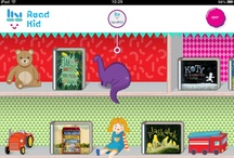 ReadKid App / ReadKid is a completely new, revolutionary dimension of children's entertainment