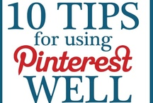 Pinterest Help,Getting Started, Etc / by Breanna Lanius