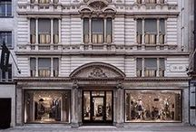 BELSTAFF HOUSE / A Motorcycle Parade and other events celebrating our new home: 135-137 New Bond St, London