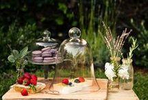 Picnic panier et fruits