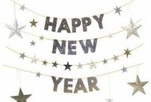 New Year's Eve Ideas / Ideas and suggestions to make your New Years Eve the best one yet!