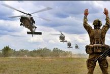 Defence Forces / All about the Army, Air Force, Navy and all aspects of our defence forces.