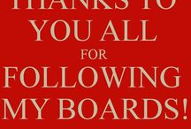 Followers Fun Board / Any of my followers can pin random pins here. Please keep it clean and have fun. Let's see what happens. Sounds fun. / by David Racey
