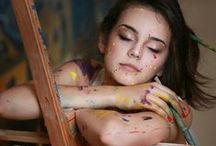Passion for Arts / Creativity, writing, painting, dance, music...