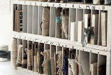Organization and storage / Организация и хранение вещей