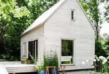 Houses & Cabins / Houses and cabins inspiration, interiors and exteriors