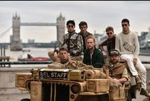 #BELSTAFF AT #LCM / Images from our #LCM presentations
