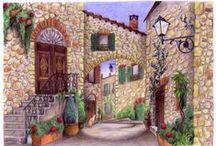 Italy / La Dolce vita - Sladký život