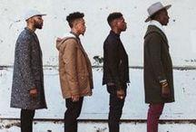 MEN / Handsome men, stylish men
