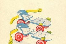Vintage / Childhood memories - vzpomínky z dětství