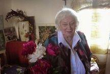 Irina Vysotskaya / moje favoritka v kreslení květin pastelem ....
