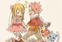 Anime & Manga : Cute Couple / Mostly about my fav couple in FAIRY TAIL; NaLu (NatsuxLucy) and GaLe (GajeelxLevy) WARNING!!! Contains Yaoi (boyxboy) and some SMUT content :) You've been warned!