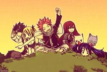 * Anime & Manga : FAIRY TAIL / All about FAIRY TAIL. This board will make you more in love to all member of Fairy Tail guild.