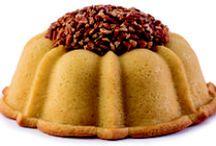 Jane Size Pound Cakes   - serves 12-15 -