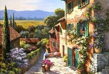 Summer in Tuscan