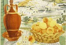 Greek cuisine / divine cuisine - božská kuchyně
