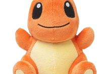 Pokemon: Squirtle and Charmander