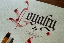 Lettering & Cie
