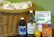 Cleaning Things / Recipes and ideas for better cleaning!