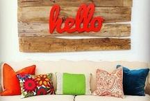Home Inspiration / by Ashley Price Palmacci