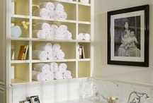 powder rooms. / by Shelby Smith