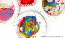 Kid Arts and Crafts Projects / Art and Craft ideas to make with the kiddos.