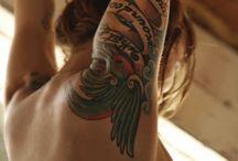 Tattoos / by Nikki Gerdes