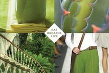 Seaweed Green / by Eat Breathe Live Color | Zoe