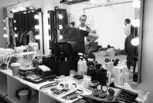 M A K E U P / A place for make up  / by Rowena Gässler