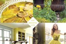 Chartreuse / by Eat Breathe Live Color | Zoe