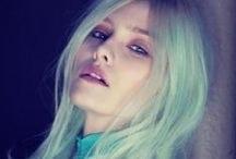 pastel green / by Eat Breathe Live Color | Zoe