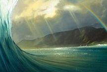 Waves..... at me / by Heather Sorensen